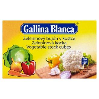 Gallina Blanca Zeleninový bujón v kostce 80g