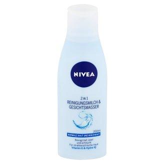 Nivea Čisticí pleťové mléko a voda 2 v 1 200ml