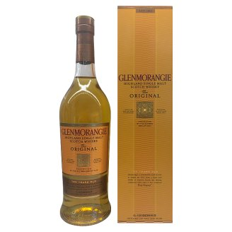 Glenmorangie The Original 10 Years Old Malt Scotch Whiskey 0.7L