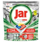 Jar Platinum Plus Dishwasher Tablets, Lemon, 50 Capsules