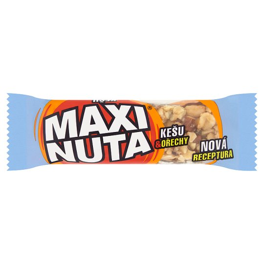 Maxi Nuta Cashew & Nuts Bar 35g