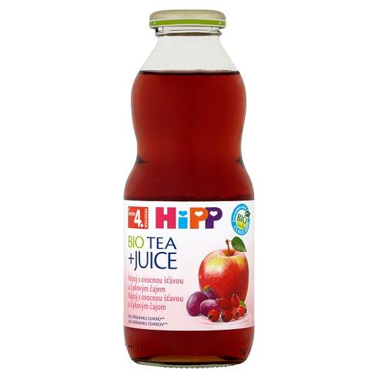 HiPP Bio nápoj s ovocnou šťávou a šípkovým čajem 0,5l