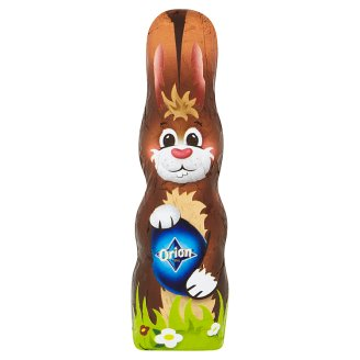 ORION Hollow Figure of Milk Chocolate 18g