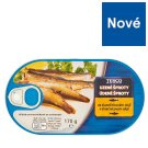 Tesco Smoked Sprats in Sunflower Oil 170g
