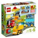 LEGO DUPLO Moje první autíčka a náklaďáky 10816