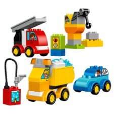 image 2 of LEGO DUPLO My First Cars and Trucks 10816