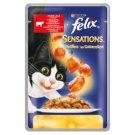 Felix Sensations Jellies with Beef in Jelly with Tomato 100g
