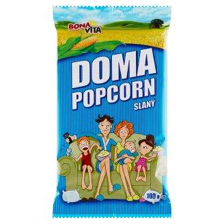 Bona Vita Doma popcorn slaný 100g