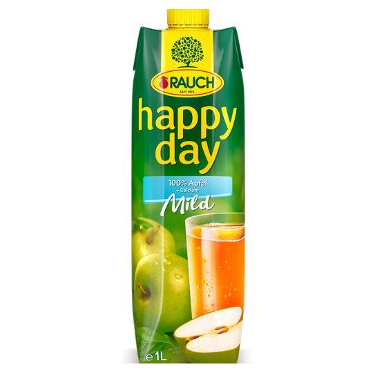 Rauch Happy Day Mild 100% jablečná šťáva 1l