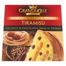 Granducale Italia Panettone with Chocolate Chunks Filled with Tiramisu Cream 750g