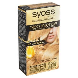 Syoss Oleo Intense dlouhotrvající olejová barva Pískově Plavý 9-60