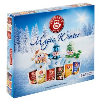 TEEKANNE Magic Winter Collection 6 x 5 sáčků, 68,75g