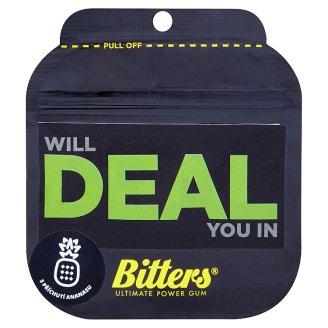 Bitters Will deal you in energetická žvýkačka s příchutí ananasu 3 x 4,5g