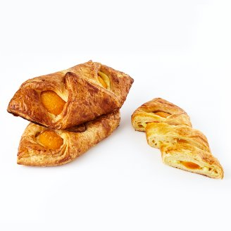Pastry with Butter, Cream and Apricot 105g