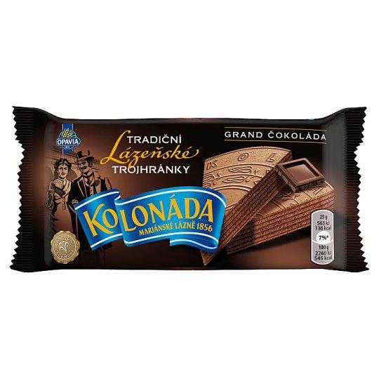 Opavia Kolonáda Grand Chocolate Traditional Spa Triangle 50g