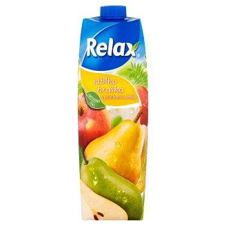 Relax Jablko hruška s příchutí vanilky 1l