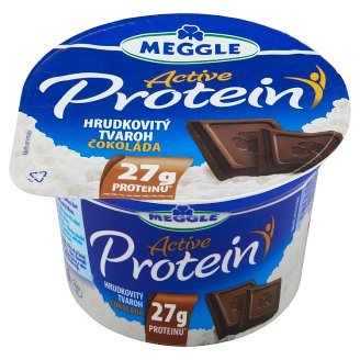 Meggle Active Protein Lump Cottage Cheese Chocolate 180g