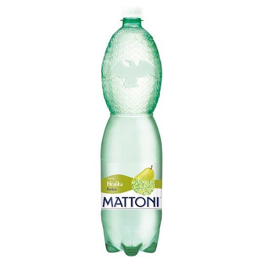 Mattoni Hruška perlivá 1,5l