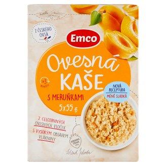 Emco Porridge with Apricots 5 x 55g