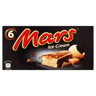 Mars Frozen Dairy Cream with Caramel and Cocoa Glaze 6 x 41.8g