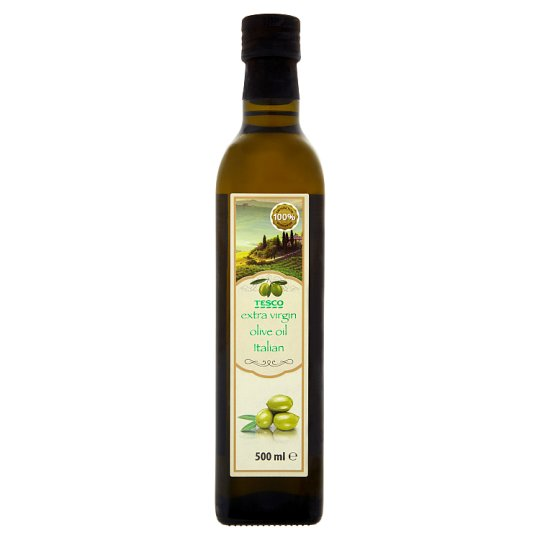 Tesco Extra Virgin Olive Oil Italian 500ml