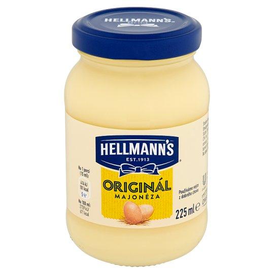 Hellmann's Mayonnaise 225ml