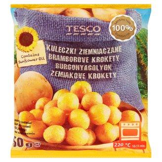 Tesco Potato Croquettes 750g