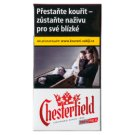 Chesterfield Red 100 cigarety s filtrem 20 ks