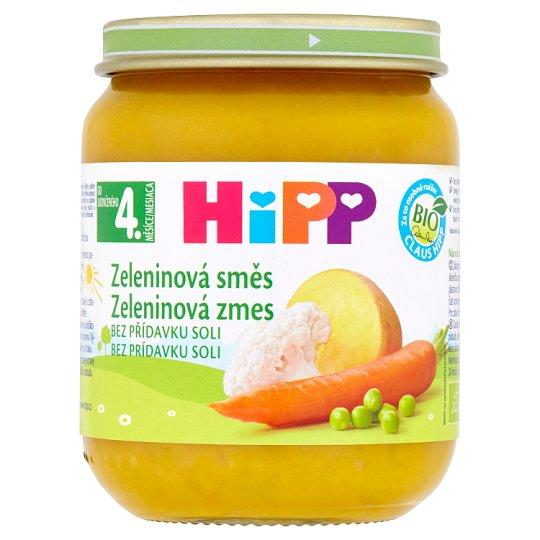 HiPP Bio zeleninová směs 125g