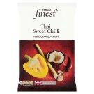 Tesco Finest Smažené bramborové lupínky s příchutí sladké chilli 150g