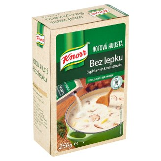 Knorr Finished Dense without Gluten 250g
