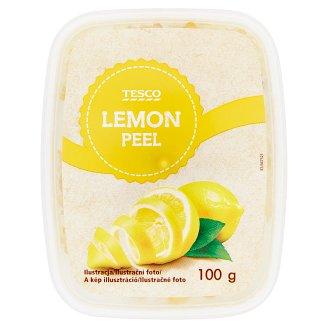 Tesco Citronová kůra 100g