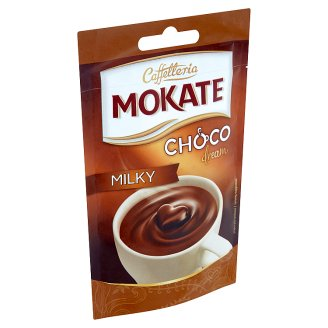 Mokate Caffelleria Choco dream milky instantní nápoj s čokoládovou příchutí v prášku 25g