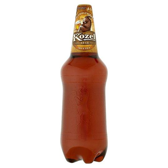 Velkopopovický Kozel Světlé pivo výčepní 1,5l
