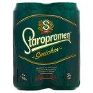 Staropramen Smíchov pivo výčepní světlé 4 x 0,5l