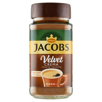 Jacobs Velvet Rozpustná káva 200g