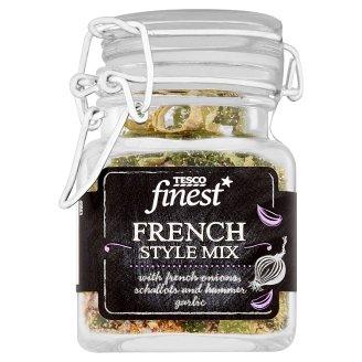 Tesco Finest Kořenící přípravek s česnekem a jarní cibulkou 50g