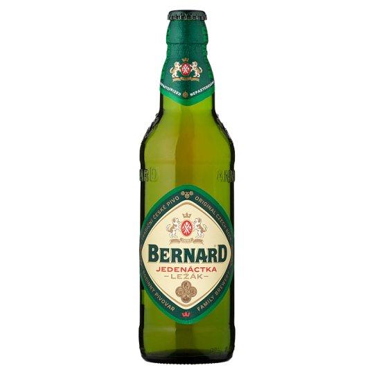 Bernard Jedenáctka Traditional Pale Lager 0.5L