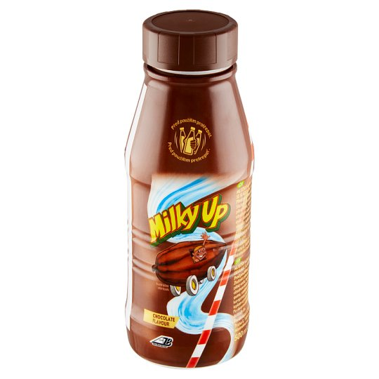Milky Up Milk Drink with Chocolate in Powder 500ml