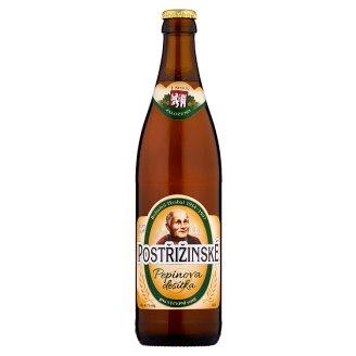 Postřižinské Pivo Pepinova desítka 0,5l