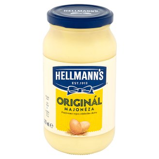 Hellmann's Mayonnaise Original 420ml