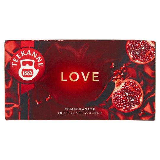 TEEKANNE Love, ovocno-bylinný čaj aromatizovaný, 20 sáčků, 50g