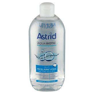 Astrid Fresh Skin 3 v 1 micelární voda 400ml