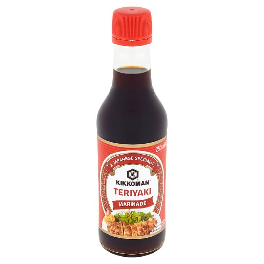 Kikkoman Teriyaki Marinade & Sauce 250ml