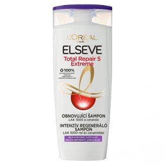 L'Oréal Paris Elseve Total Repair Extreme obnovující šampon na extrémně poškozené vlasy 400ml