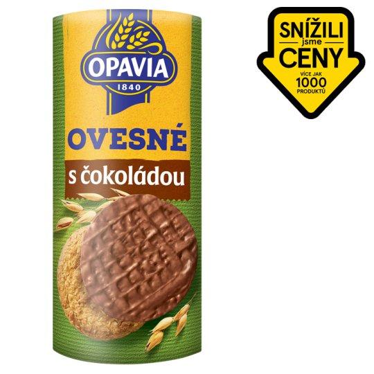 49e649f5d Opavia Zlaté Ovesné s mléčnou čokoládou 244g - Tesco Potraviny