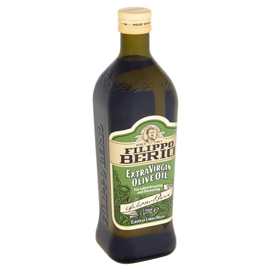 Filippo Berio Extra Virgin Olive Oil 1L