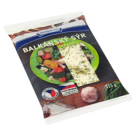 Madeta Balkánský sýr tzatziki 115g
