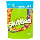 Skittles Crazy Sours Chewy Candy in a Crunchy Crust with Sour Fruit Flavors 174g