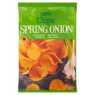 Tesco Chips Spring Onion 77g